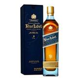 Wisk Johnnie Walker Blue Label 200ml Promoção Fim De Estoque