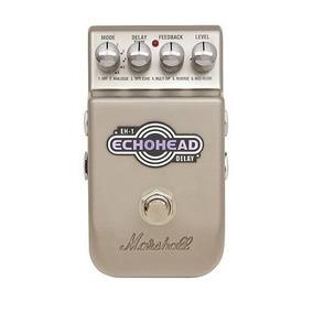 Pedal P/ Guitarra Eh-1 Echohead Eh1 - Marshall +nf +garantia