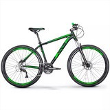 Bicicleta Xks Aro 29 Alumínio 27 Marchas Freios À Disco Hidr