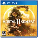 Mortal Kombat 11 Digital Ps4 Primaria Oferta