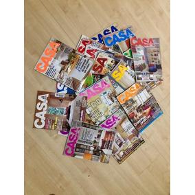 Lote De 21 Revistas Casa Claudia Década De 90