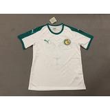 Camisa Senegal - Futebol no Mercado Livre Brasil 7e21125b00aef
