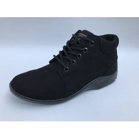 Calzado Bota Botin 404 Trossos Casual Mujer Textil Negro