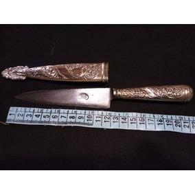 Cuchillo Antiguo Verijero Juca Tandil