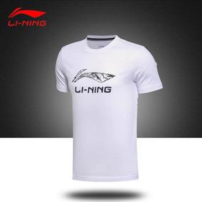 Playera Li-ning Training Modelo Ahsm173-1 b156247efe8d6