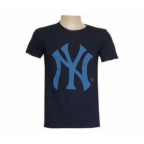 Camisa Alongada Longline Oversized Ny New York Yankees Swag. Ceará · Camisa  New York Yankees Com 10 Camisas 3ea85e84aac