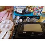 Oferta Nintendo Wii U Incluye Juegos