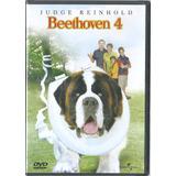Dvd Beethoven 4 (judge Reinhold) Novo/original/lacrado