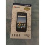 Celular Alcatel U3 Telcel Remato