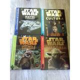 4 Libros Enciclopedia Star Wars ( Envio Gratis)