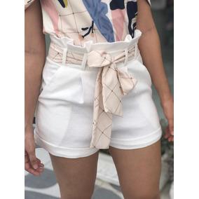 Kit Shorts Feminino Cintura Alta 2 Valor De Fabrica