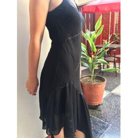 e9f67dbeb Vestido Negro Fiesta Graduación Cumpleaños Verano