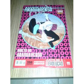 Hq Aranhaverso - Volume 6 (seminovo) - Panini