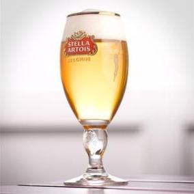 Copa 500ml Stella Artois / 6 Copas Para Tomar Cerveza!