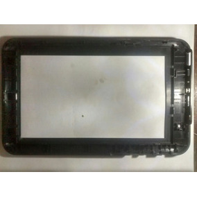 Carcaça Frontal Tablet Dl Hd7
