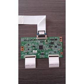 Placa T-con Samsung Ln32c530f1m Com Cabos Flat