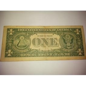 Cédula Nota Um (1) Dólares Americanos