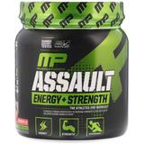 Assault Pre-treino Mp Musclepharm Pre Workout 30 Doses Eua