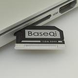Baseqi Fba_isda504asv Adaptador Microsd Aluminio Macbook Pro