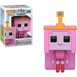 Funko Pop Princess Bubblegum 415 - Minecraft