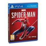 Marvel Spiderman Ps4 Nuevo Fisico Original Sellado Español