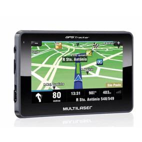 Gps Multilaser Tracker, Tela 4.3 Touch Com Fm E Tv Digital