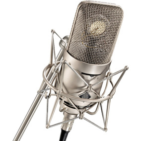 Microfono Neumann M 149 Edicion Especial Nuevo En Estuche