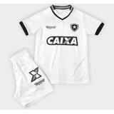 Roupa Infantil Botafogo Menina no Mercado Livre Brasil d488de2626a74
