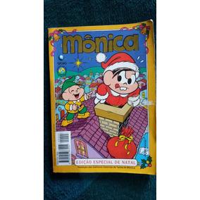 Lote 4 Almanaques / Revistas Antigos Da Turma Da Mônica