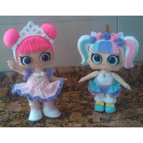 Muñecas Lol Surprise En Tela