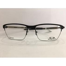 1a5c6bbcd0039 Óculos Oakley Eyeglasses Ox 5087 0153 Black Gasser De Sol - Óculos ...