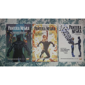 Pantera Negra (panini E Salvat) 4 Encadernados