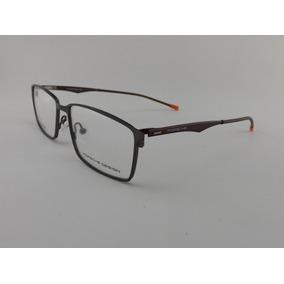 Armação P  Óculos De Grau Porsche Design 8222 Grafite 8e9f535ce7