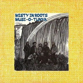 Misty In Roots - Musi-o-tunya Lp 1985