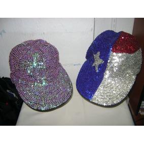 Gorras Dama Lentejuelas - Gorras De Moda en Mercado Libre Venezuela 30b51464141