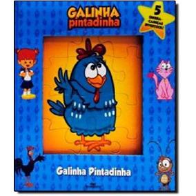 Livro Galinha Pintadinha - Meu Primeiro Livro Quebra-cabecas