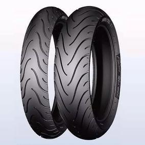 Par De Pneus Pcx150 Michelin 110/80-14 E 80/100-14