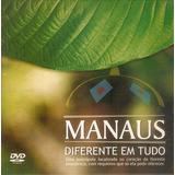 869e94f3462 Dvd Manaus Amazonas Passeio Pela Cidade Diferente Em Tudo.