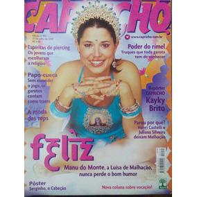 Revista Capricho N. 919 Kayky Brito