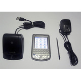 Agenda Electronica Pda Palm Tungsten C Con Cradle Cargador