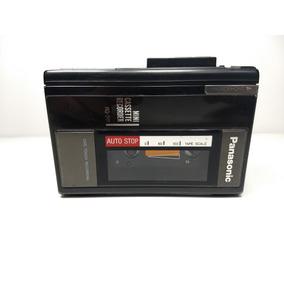 Gravador Panasonic K7 Cassete Rq 311 - Tape Walkman Antigo