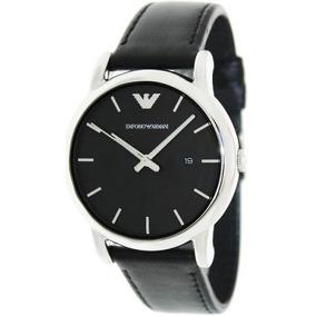 89a6c0e590f2 Reloj Emporio Armani Caratula Negra - Relojes en Mercado Libre Chile