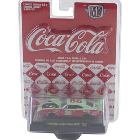 M2 Coca Cola 1969 Dodge Cargador Daytona Hemi Rc01 Coche 1:
