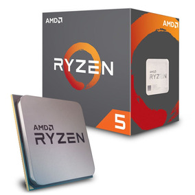 Processador Amd Ryzen 5 1600 Six Core, Cache 19mb, 3.2ghz