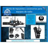 Radio Motorola Apx2000 Y Otras Accesorios Y Repuestos