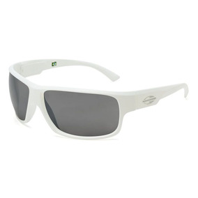 Oculos Solar Mormaii Joaca 2 44531809 Branco Fosco Cinza fae9ad3754