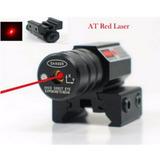 Mira Laser Red Dot Mount 11mm & 20mm + Baterias