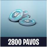 2800 Pavos De Fortnite Battle Royale