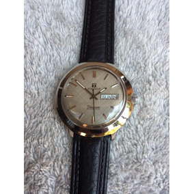 Reloj Tissot Automátic Millonarie Acero Inoxidable