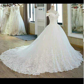 Vestidos de novia cola catedral
